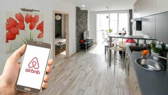 Pronájem svého bytu přes Airbnb
