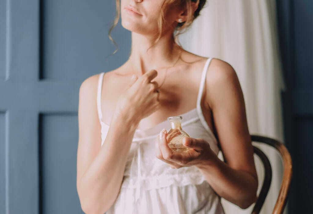 Parfémy podle intenzity