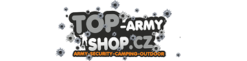 Top-armyshop.cz Logo