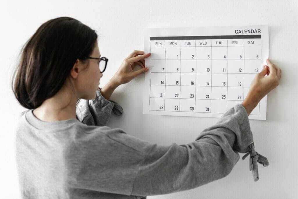 Jak si naplánovat den