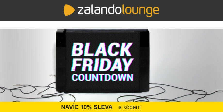 Slevový kód na 10% do Zalando-Lounge.cz