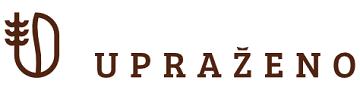 Uprazeno.cz Logo